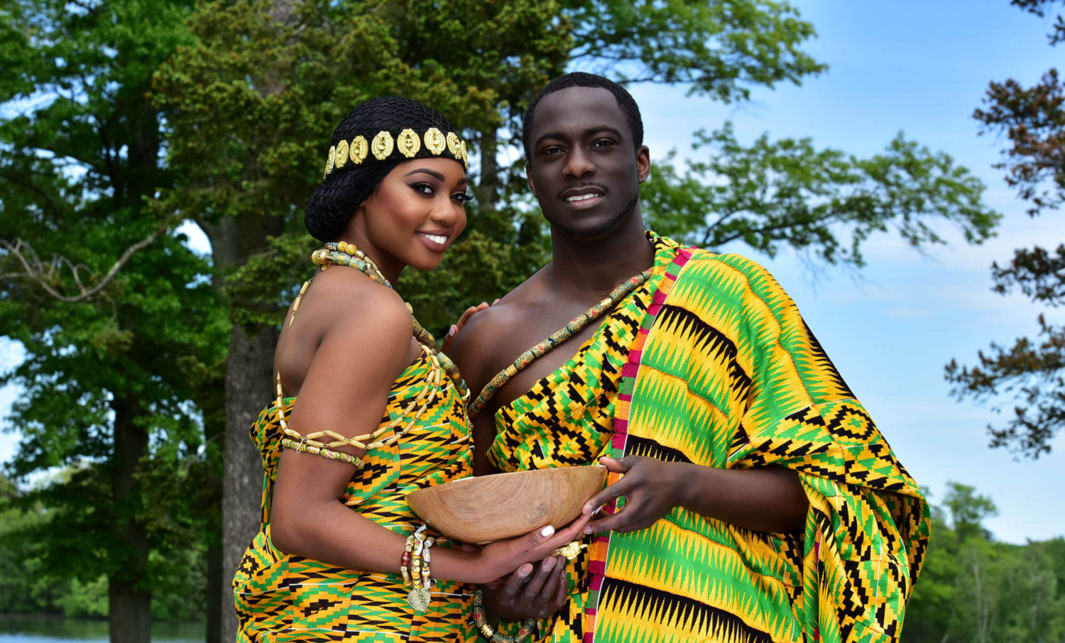 Ghana Traditional Engagement